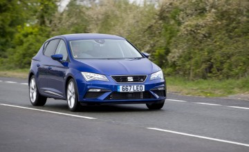 SEAT Leon FR Technology 2.0 TDI