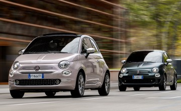Star billing as Fiat rocks the 500