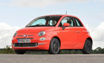 Fiat 500 Lounge TwinAir Turbo