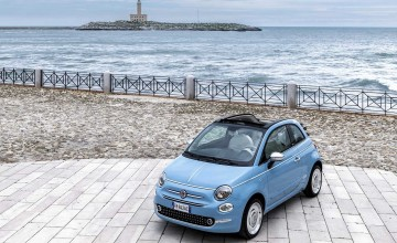Fiat recreates La Dolce Vita