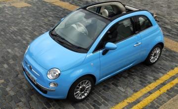 Fiat 500C Lounge 1.2