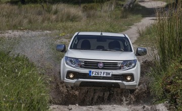Tough Fiat Fullback won't give you World Cup willies