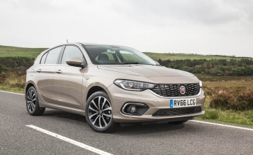 Fiat Tipo Hatchback Easy Plus 1.4 T-Jet
