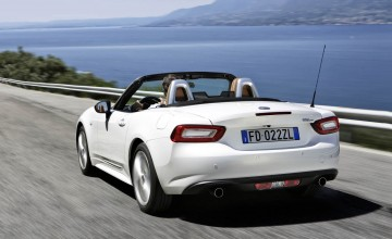 Prices set for Fiat 124 Spider