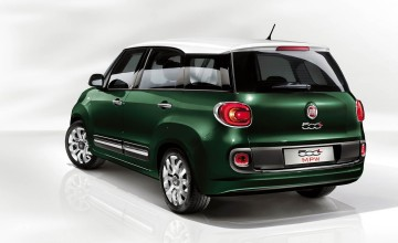 Versatile style from multi-purpose Fiat