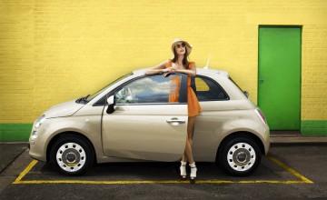 Fiat 500C Colour Therapy