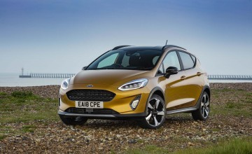 Ford Fiesta Active X 1.0T EcoBoost