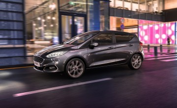 Fiesta goes hybrid at Ford