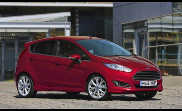 Ford upgrades small car line-up