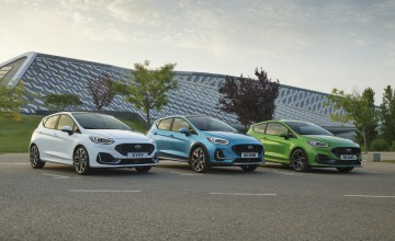 Mid-life makeover for Ford Fiesta