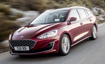 Ford moves Focus up the gears