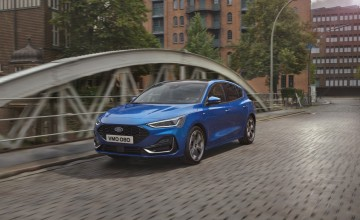 New look, more kit for Ford Focus