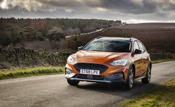 Ford Focus Active a great all rounder