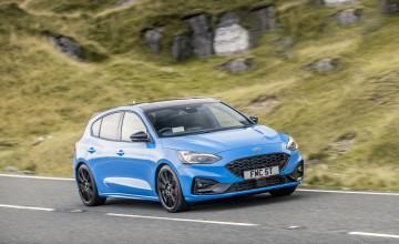 Ford makes hot Focus ultra agile