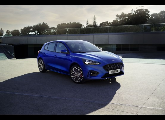 New Ford Focus revealed