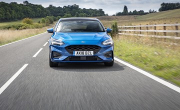 Ford Focus ST-Line X Edition 1.0T Ecoboost Hybrid