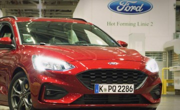 Ford forges five star safety for Focus