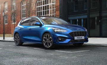 Ford puts Focus on Hybrids