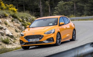 More power for furious Focus ST