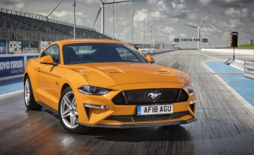 Upgrades for latest Ford Mustang