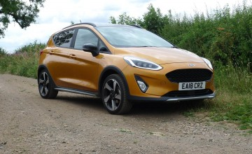 Ford Fiesta Active 1.0T EcoBoost
