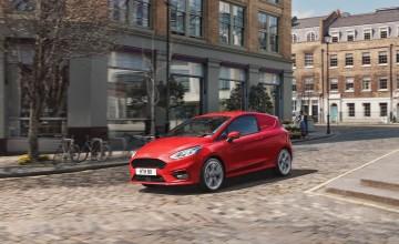 Ford Fiesta Sport Van is back