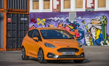 Boost for fastest Fiesta