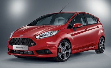Ford gives Fiesta ST five