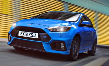 Fast and furious Focus RS