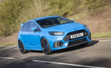 Ford Focus RS - First Drive