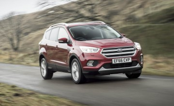 Ford Kuga Titanium X 2.0 TDCI AWD PowerShift