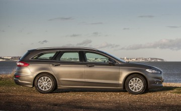 Hybrid power for Mondeo estate