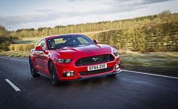 Ford Mustang 5.0 GT V8 Shadow Fastback