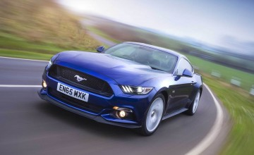 Ford Mustang - First Drive