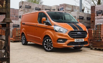 Ford unveils new Transit 'GT'