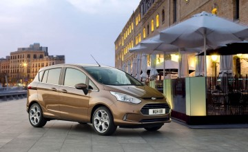 Ford puts price on the Max factor