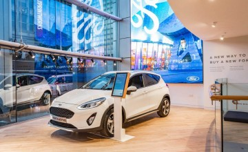 NEXT step in retail for Ford