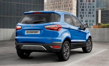 Ford EcoSport gets an upgrade