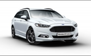 Ford switches up the ST style
