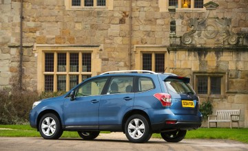 Subaru rings Forester changes