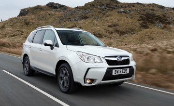 Subaru Forester 2.0i XT Turbo Lineartronic