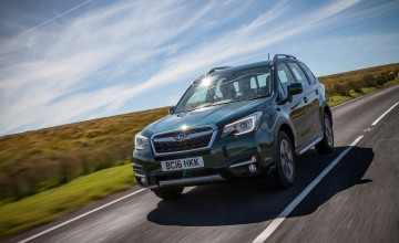 Subaru Forester 2.0D XC Manual