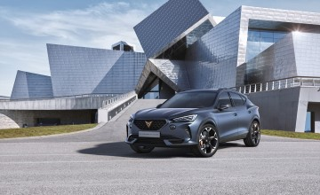 Cupra Formentor breaks cover