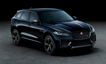 Jaguar's sublime sporting SUV