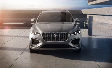 PHEV fronts new Jaguar F-PACE range