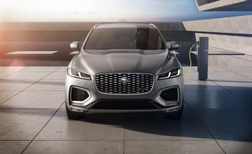 PHEV fronts new Jaguar F-PACE range