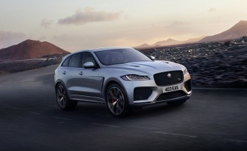 SVR treatment for Jaguar F-PACE