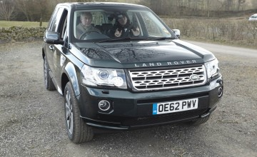 Land Rover Freelander 2 SD4 HSE Lux