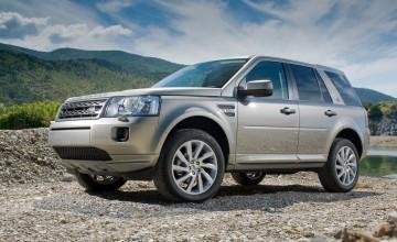 Land Rover Freelander 2 eD4 2WD HSE