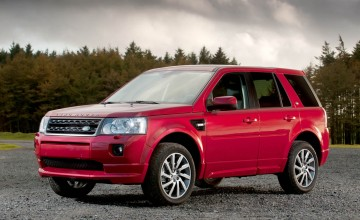 Sporty option for Freelander 2